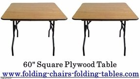 Square Folding Tables Ideas On Foter