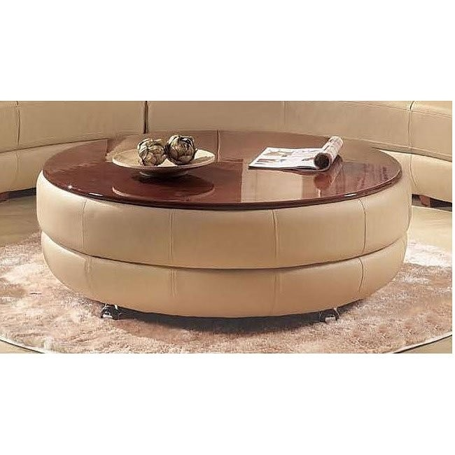 Gentil Contemporary Ottoman Coffee Table   Ideas On Foter