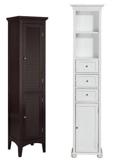 Exceptionnel Built In Linen Cabinet