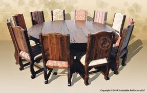 Round Dining Room Table Seats 12 For 2020 Ideas On Foter