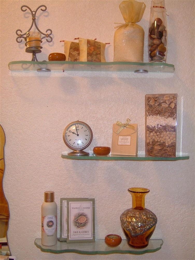 Glass Shelve Decoration Glass Design Home Decoration Ideas Living Room