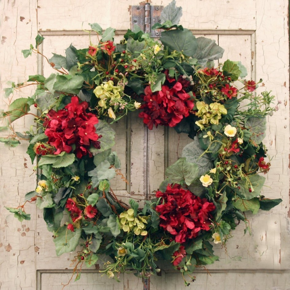 Large Wreaths For Front Door