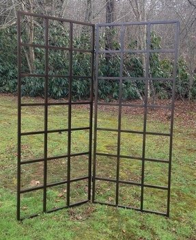 Metal Garden Arbors And Trellises Foter