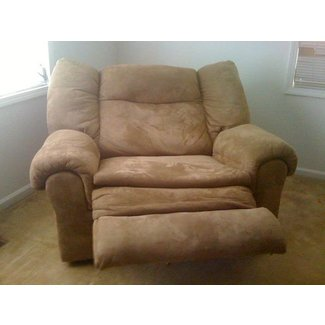 Oversized recliner chair slipcovers