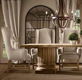 Rh Dining Chairs Modern