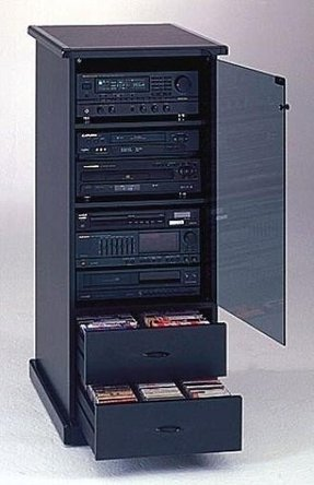 Stereo Storage Cabinet Foter