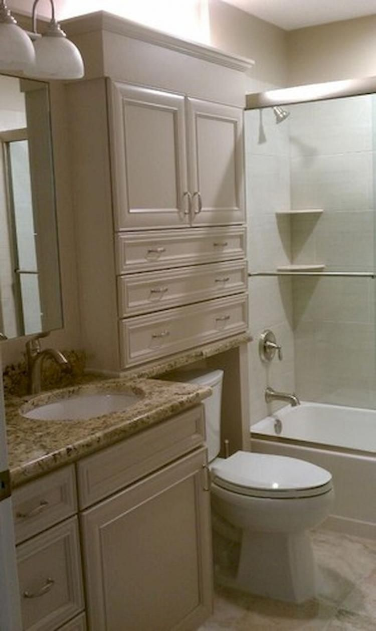 Delicieux Storage Over Toilet   Ideas On Foter