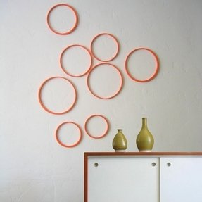 Circle wall decor 1
