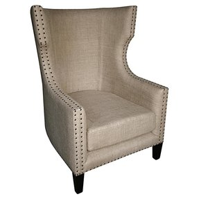 Outstanding Wingback Dining Chairs Ideas On Foter Caraccident5 Cool Chair Designs And Ideas Caraccident5Info