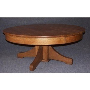 Charmant Shop Furniture Tables Accent Tables Round Oak Coffee Table