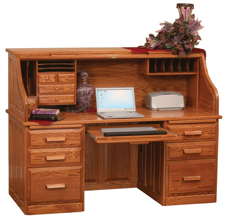 Wonderful Roll Top Computer Desk Plans Free