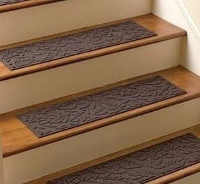 Carpet Treads For Wood Stairs - Ideas on Foter