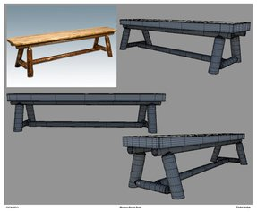 Western Benches Ideas On Foter