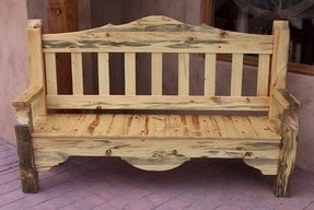 Western benches 5
