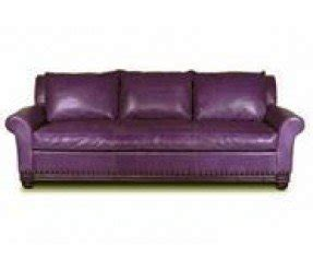 Purple Leather Sofas Sectionals 1