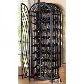 Iron Wine Racks Ideas On Foter