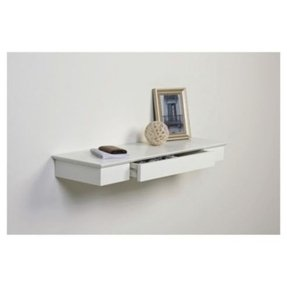 Floating Shelves With Drawer Ideas On Foter