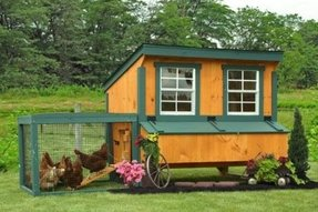 Movable chicken coops for sale