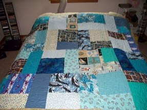 Nautical theme quilts 2