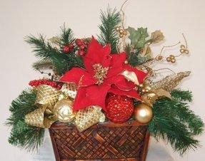 Artificial Christmas Centerpieces Ideas On Foter