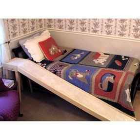 Cat ramp for bed