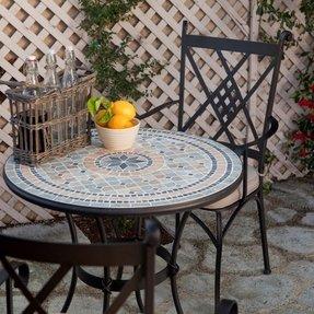 Mosaic Bistro Table Set Foter