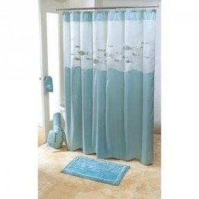 Curtains Beach Theme Nantucket Coastal Decor Shower Curtain