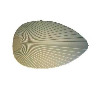 Decorative fan blades