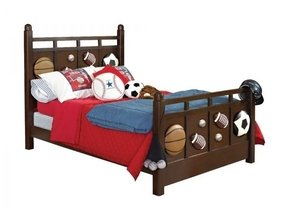 best full size beds for kids ideas on foter. Black Bedroom Furniture Sets. Home Design Ideas