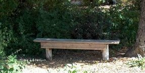 How to build a garden bench a 4 garden bench