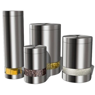 contemporary kitchen canisters kitchen canisters set ideas on foter 1080