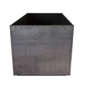 Nice planter corten steel square planter