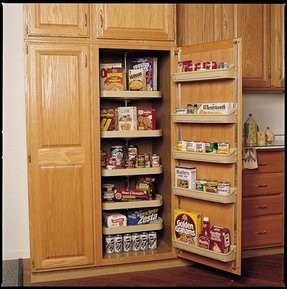 pantry cabinet ideas oak pantry storage cabinet foter 24578