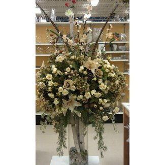 Pictures Of Artificial Flower Arrangements