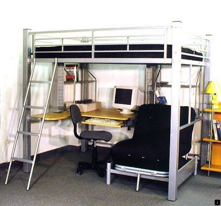 point to an image below to see a larger version bunk bed with desk and futon   foter  rh   foter