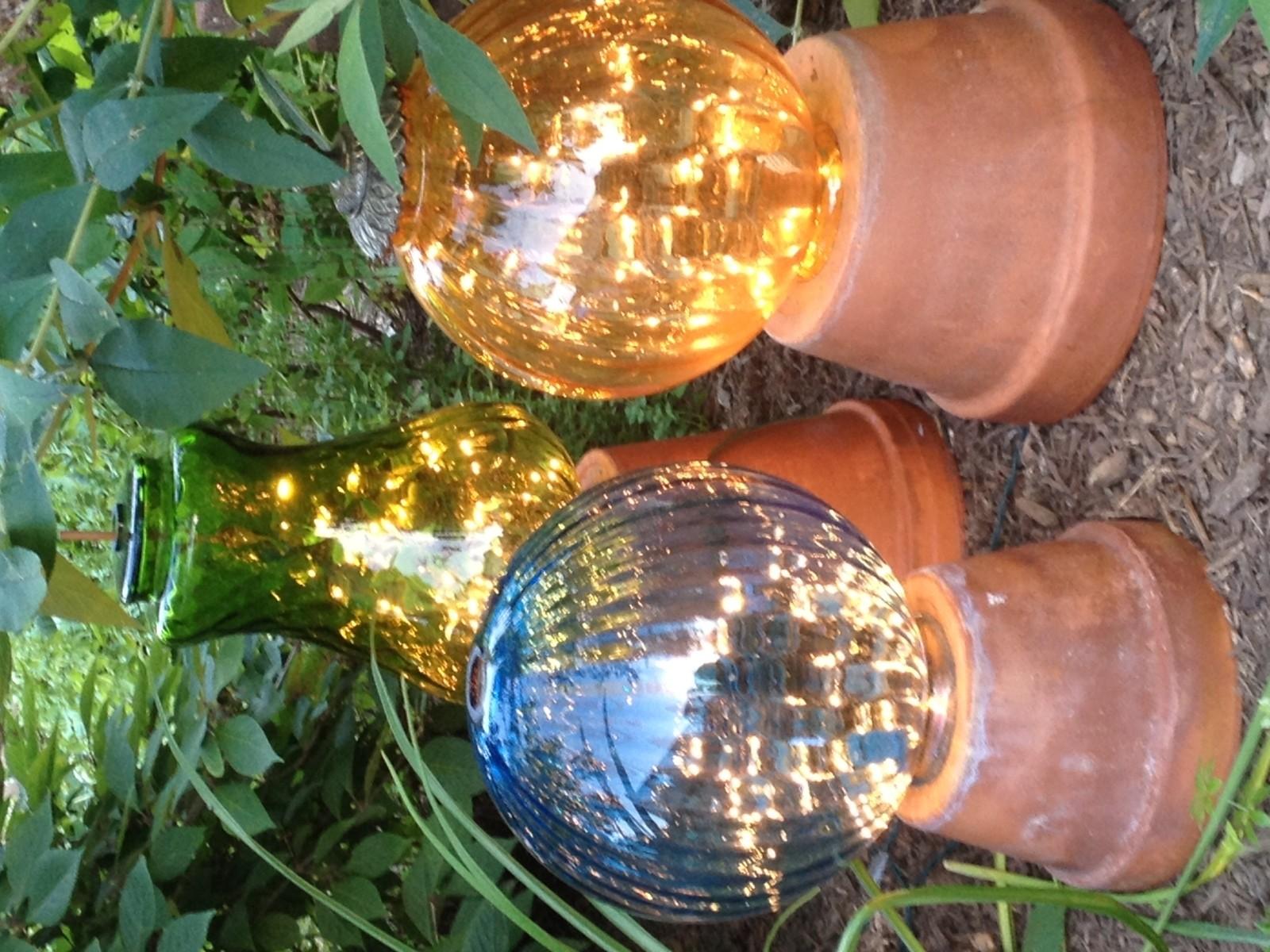 Solar Garden Globes 1