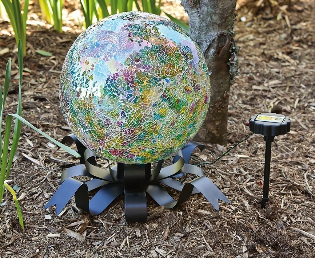 Wonderful Solar Garden Globes 6