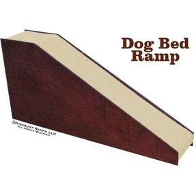 This pet ramp is a great solution to getting your