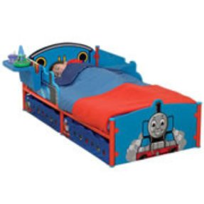 Thomas the train headboard