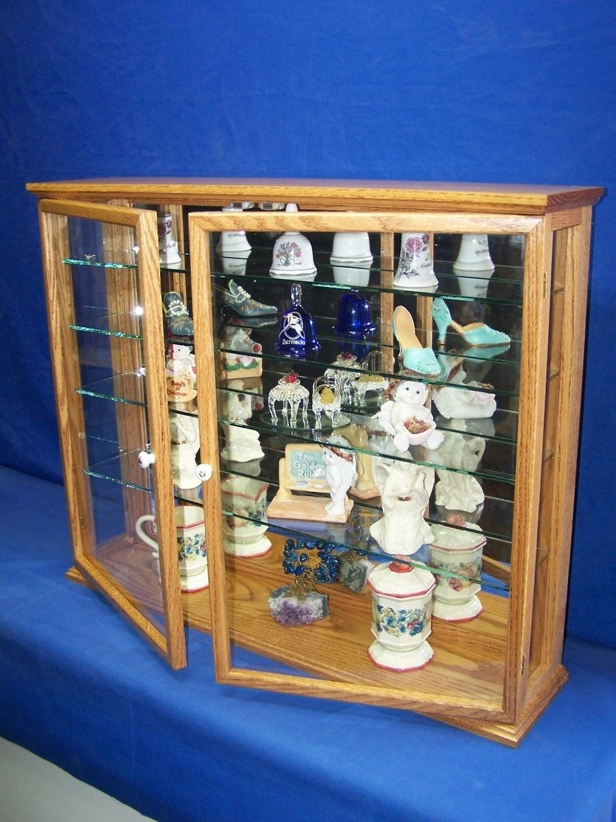 Gentil Wall Mount Curio Cabinet Would Be Even Nicer In A