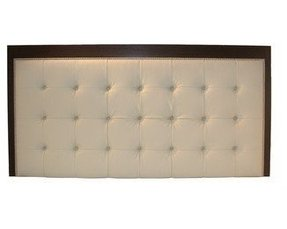 king size leather headboards ideas on foter. Black Bedroom Furniture Sets. Home Design Ideas
