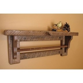 Wood Towel Bars For Bathrooms Ideas On Foter