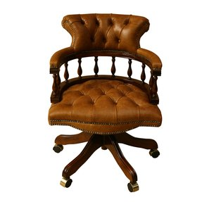 Wooden Swivel Desk Chairs Foter