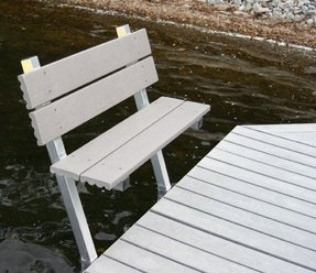 Dock benches 10
