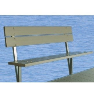 Dock benches 11