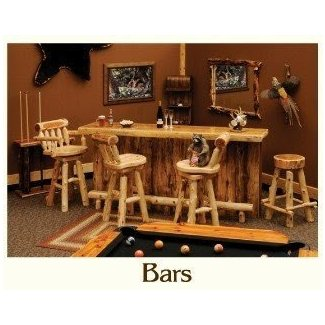 Free Standing Bars Are A Great Option To Turn Any