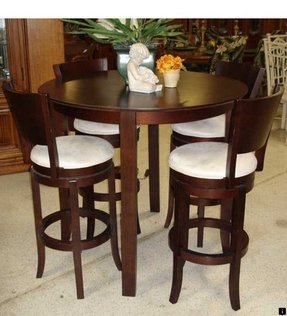 High top table chairs