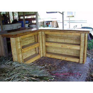Joyful Outdoor Patio Bars Plans 2