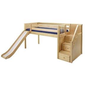 Full Low Loft Bed Ideas On Foter