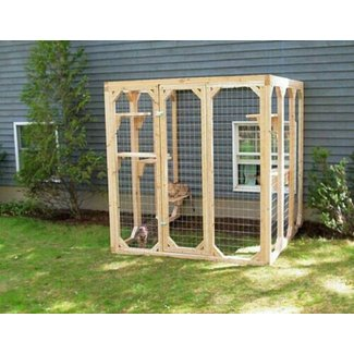 Outdoor Cat Enclosures For Sale - Ideas on Foter